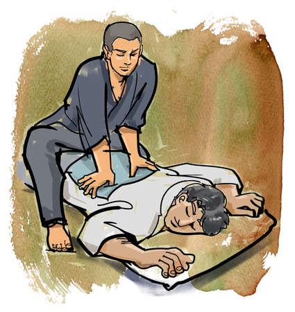 shiatsu: Massage
