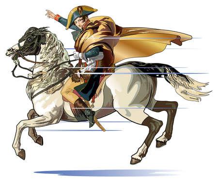 napoleon: Napoleons sortie