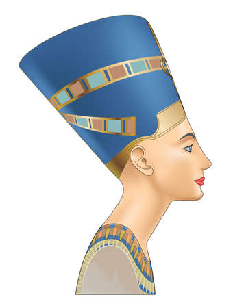 beauty queen: Nefertiti