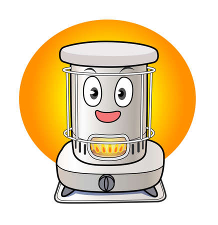 personification: Stove