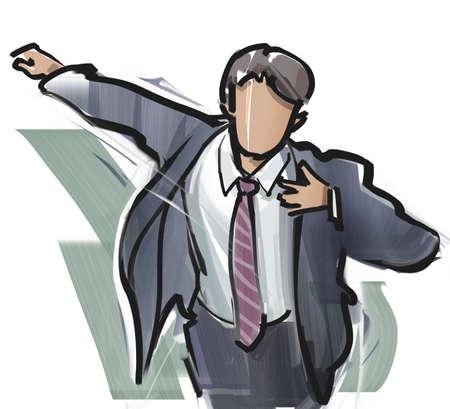 salaried: Wear a suit