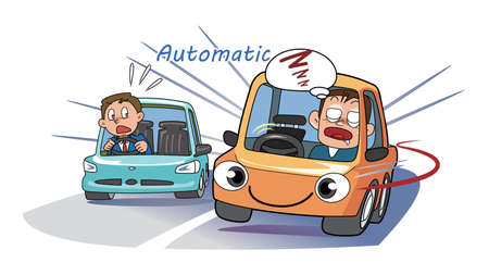 Automatic drive