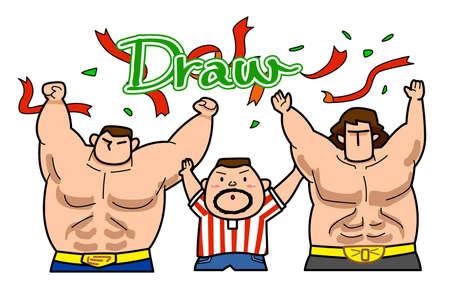 Wrestling - Draw