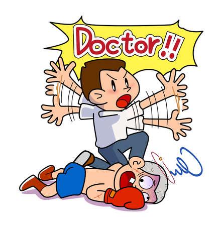 Boxing-Knockdown