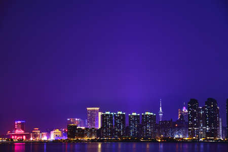 macao: Macao night view