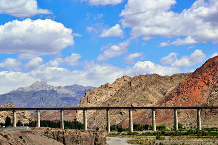 xinjiang: Xinjiang Banque d'images