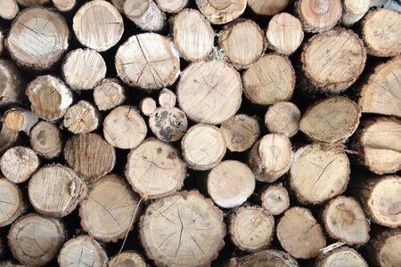 are combined: The combined fire wood