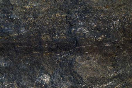 La textura de la roca