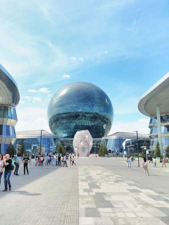Exhibition energy of the future Expo Kazakhstan capital Astana