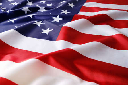Background, flag of the United States of America,USA Stockfoto