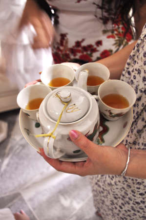 matchmaker: Tea for the elders in Wedding Day