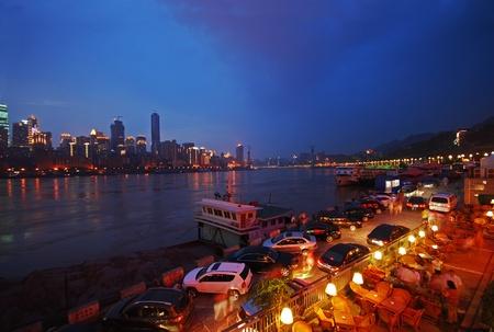 ChongQing NanBin night