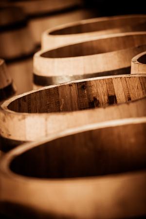25 30 years: Barrel Making in Bordeaux Wineyard