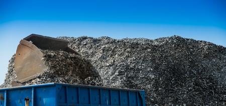 metalschrott: Metallveredelung zur Unterdrückung von Eisen, Frankreich