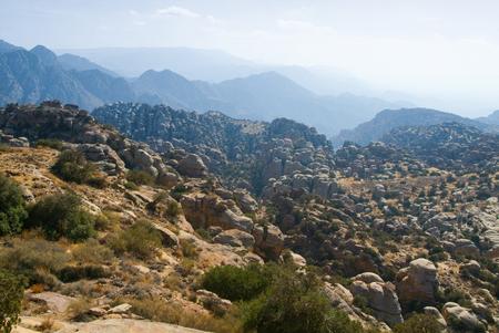 Wadi Dana-National park