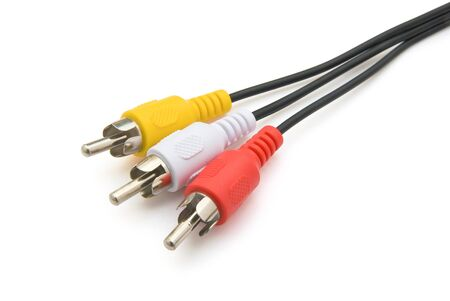 Audio Video cables  photo