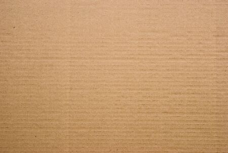 cardboard pattern background, horizontal Stock Photo - 17615766