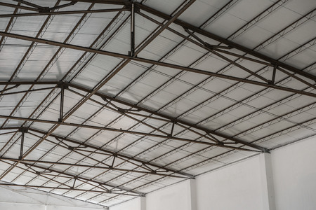 roof of a factory building