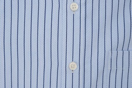 mens shirt: close up of a mens shirt with strips