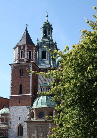 wawel: Wawel Cathedral, Krakow