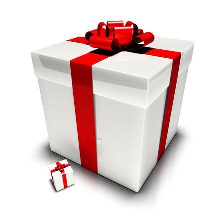 Gift Box Red