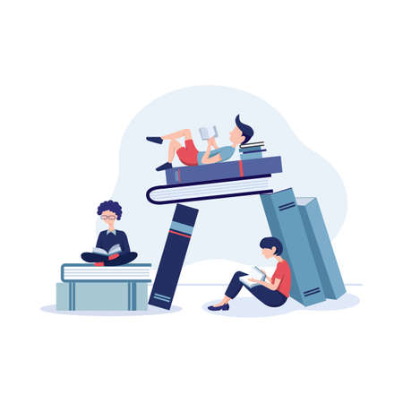 Flat design business people concept for strategy, planning, market research, finance, investment. Vector illustration concept for web banner, business presentation, advertising material