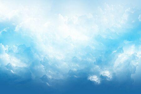 doomsday: Doomsday clouds Stock Photo