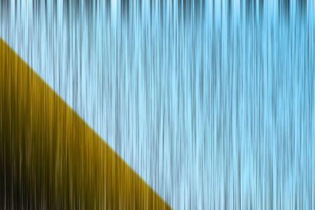 lineas verticales: Las l�neas negras verticales de degradado azul y marr�n. Foto de archivo