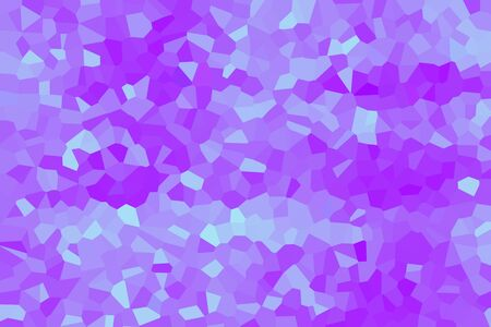 crystals: Abstract background colors of lilac crystals Stock Photo