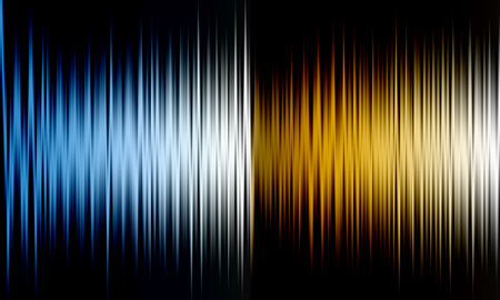 tip style design: Abstract horizontal lines of colors
