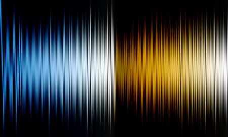 lineas horizontales: líneas horizontales resumen de colores Foto de archivo