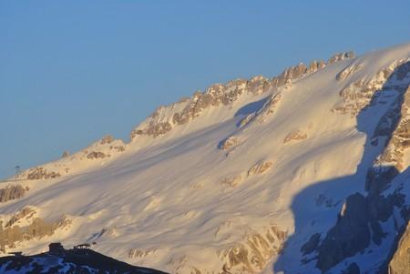 Summer portrait of Italian Dolomites in val di Fassa South Tyrol Alps Italy Stock Photo - 7303969