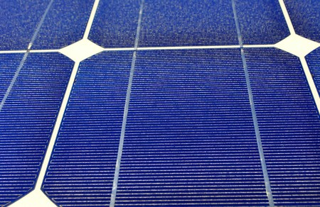 detail Solar Panel Stock Photo - 7789485