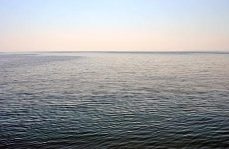 the seas: calm seas and no wind
