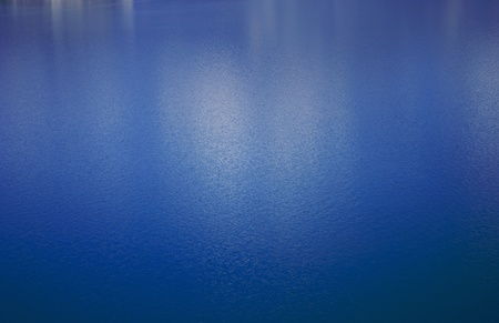 expanse: expanse of blue water texture Stock Photo