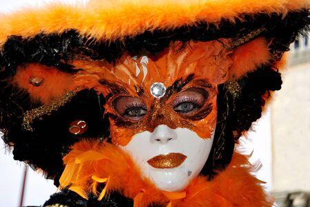 mask of Venice Carnival photo