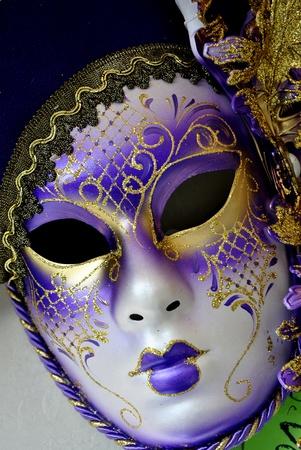 masks at the Venice carnival