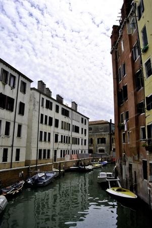 Venice cityscape Stock Photo - 10995995
