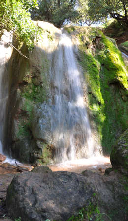 crick: Farod waterfall