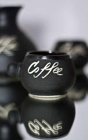 coffee set  photo