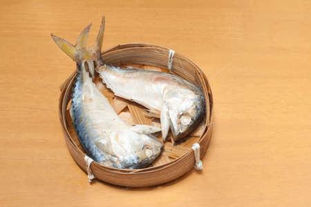 fish market tuna fresh food thailand photo