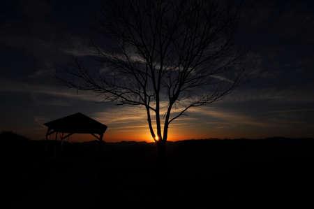 overlook: sunrise overlook
