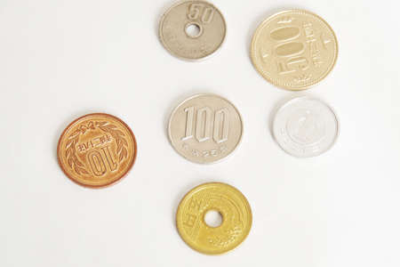 Japanese Coins of all kinds