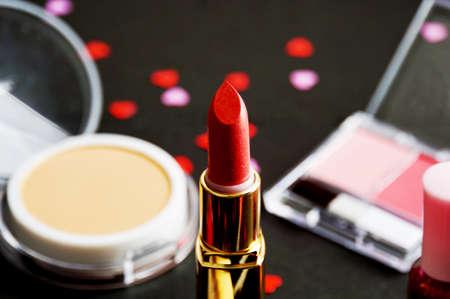 Women's Makeup Items.
