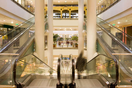 mall: multilevel shopping mall