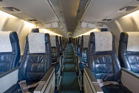 飛行機のボード 写真素材