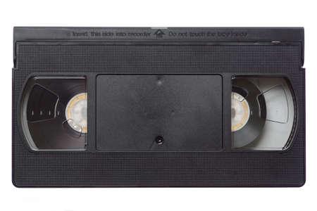 Videotape isolated