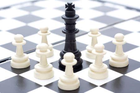 gamesmanship: Ajedrez