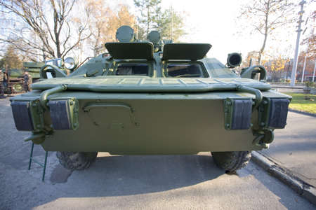 armored: armored military vehicle