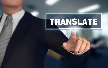 Frage mit Finger drücken Konzept 3D-Darstellung
